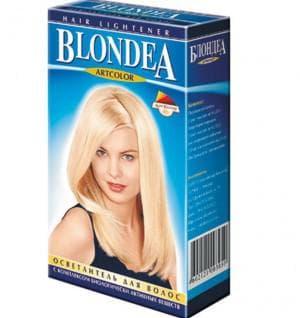 осветлитель для волос Blondea