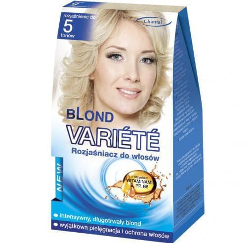 осветлитель для волос Chantal
