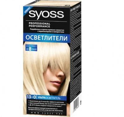 осветлитель для волос Syoss