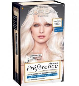 осветлитель для волос Лореаль