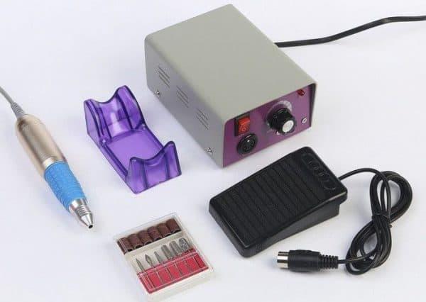 машинка для удаления кутикулы LuazON LMH-03