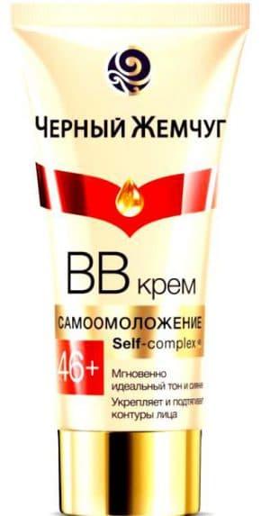 ВВ-крем 46+ Черный Жемчуг
