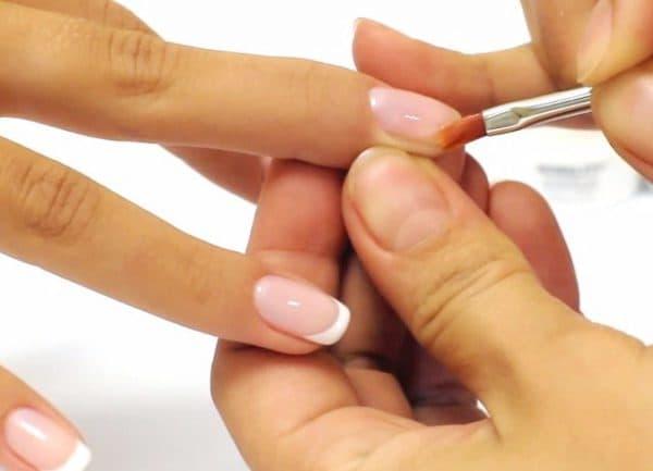 биогель для укрепления натуральных ногтей Bio Sculpture