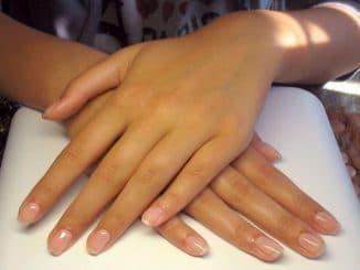 укрепления для натуральных ногтей