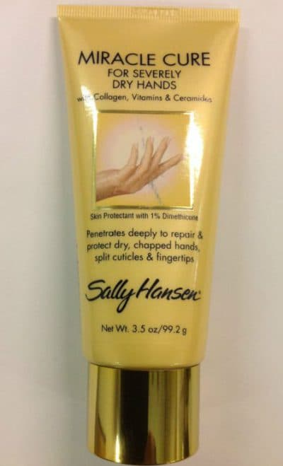 крем для рук Miracle Cure for Severely Dry Hands