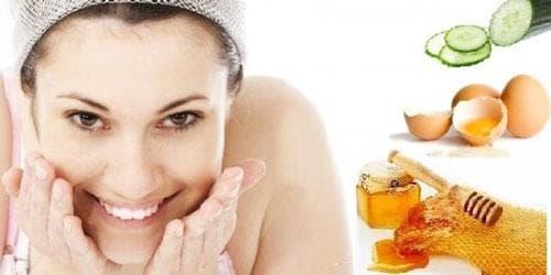 подтягивающий эффект медовых масок