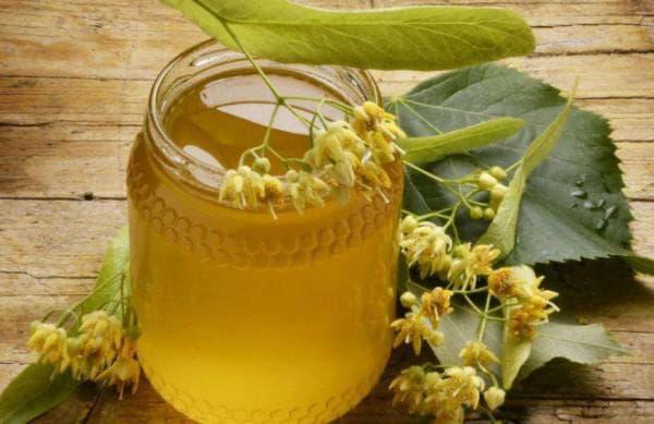 липовый мёд для массажа