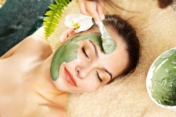 глина  и димексид: маска для лица
