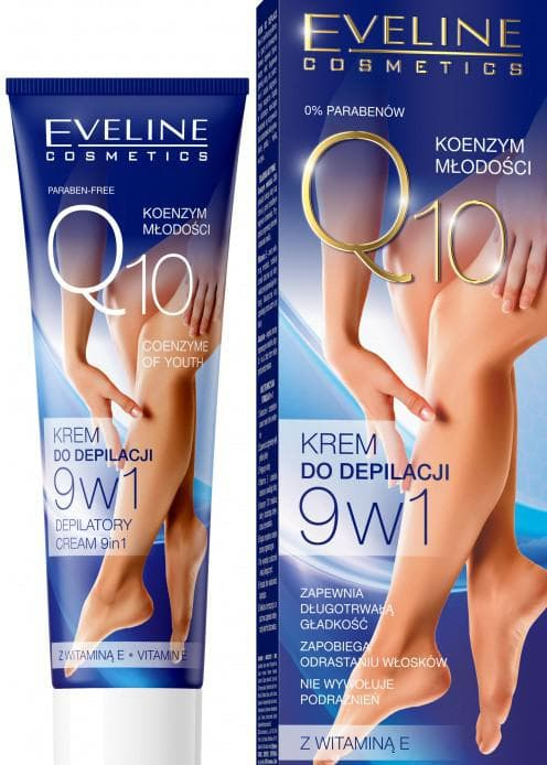 крем для депиляции Eveline 9 в 1