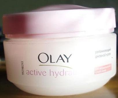 лучший увлажняющий крем Olay