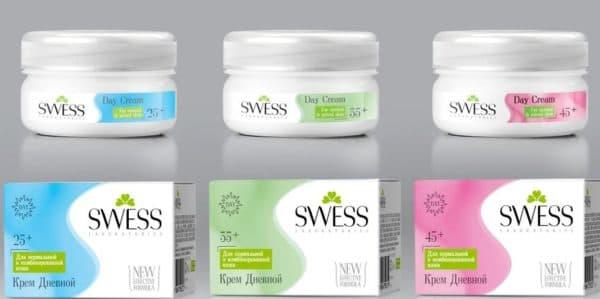 крем для депиляции SWESS