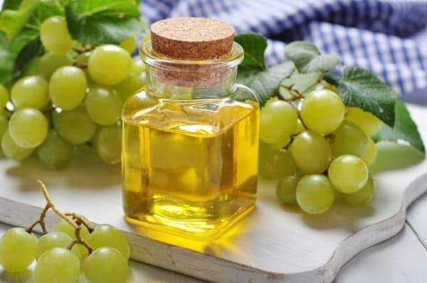 масло Виноградной косточки для лица от морщин