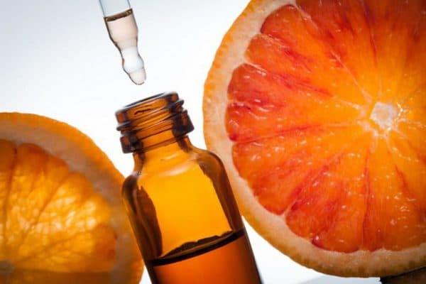 обертывание с горчицей и медом и грейпфрута
