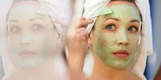 огуречная маска для лица от морщин возможно сделать дома