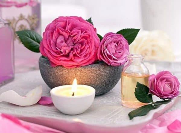 масло мускатной розы для лица от морщин