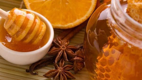 обертывание с горчицей и медом с добавлением сахара