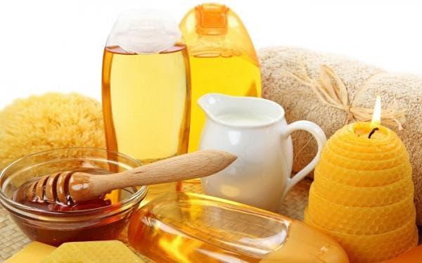 обертывание с горчицей и медом с добавлением молока