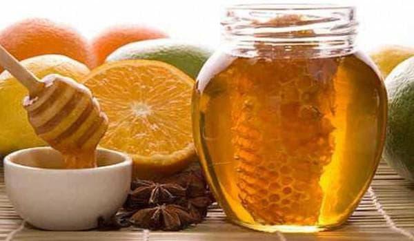 обертывание с горчицей и медом с добавлением лимона