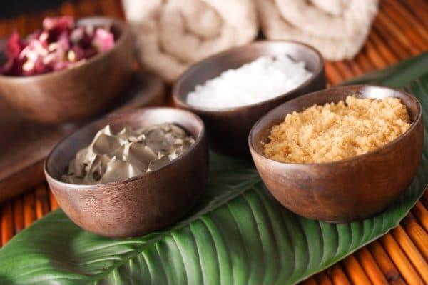 кокосовый скрабы для лица в домашних условиях