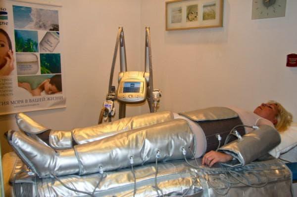 лимфодренажный массаж только салонная процедура