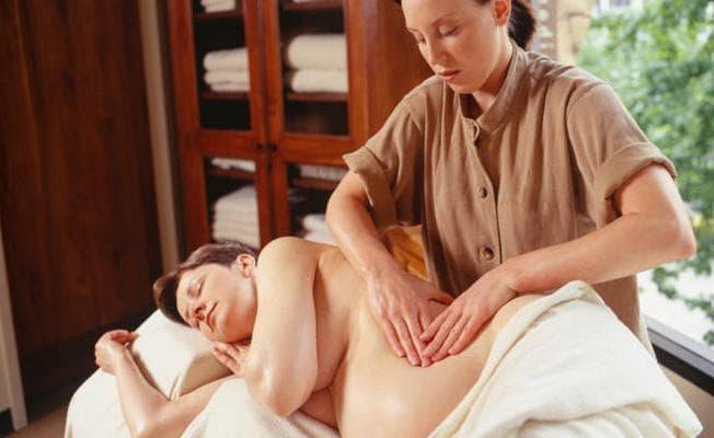 тайский массаж беременной