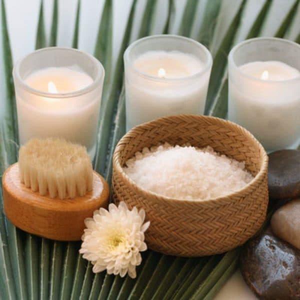 скрабы для лица в домашних условиях соль и сливки