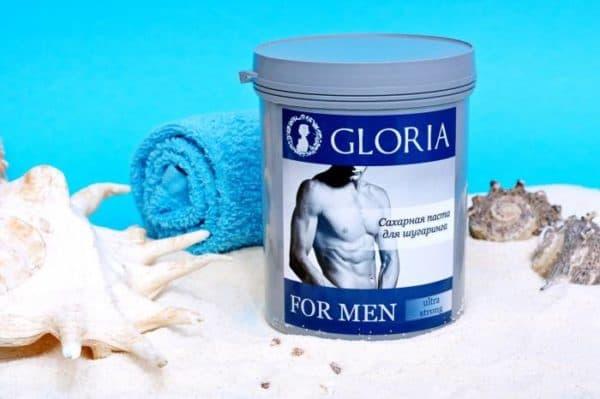 паста для шугаринга Gloria FOR MEN