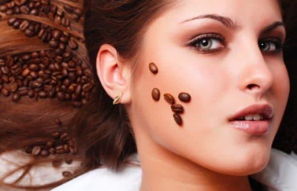 кофейный  скрабы для лица в домашних условиях