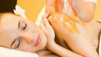 медовый массаж как правильно делать