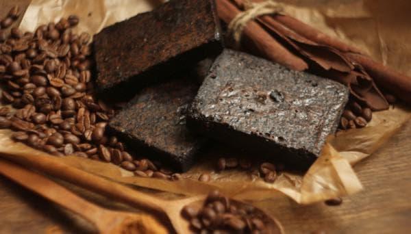 Кофейно-шоколадный скраб