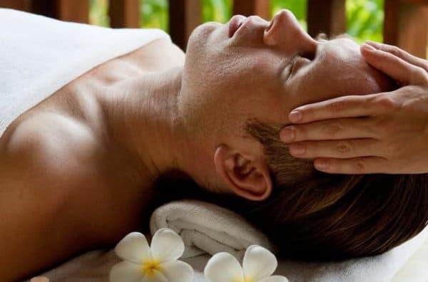 традиционный тайский массаж головы