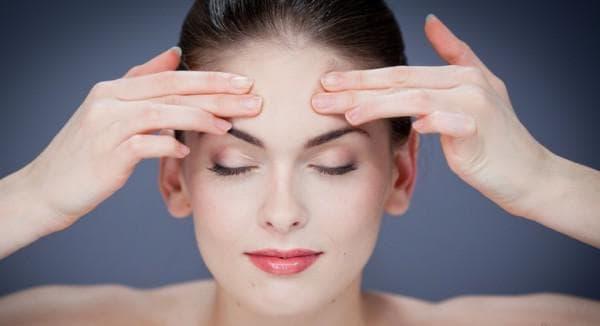 массаж асахи для худого лица