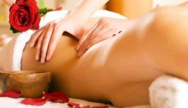 растирание при классическом массаже