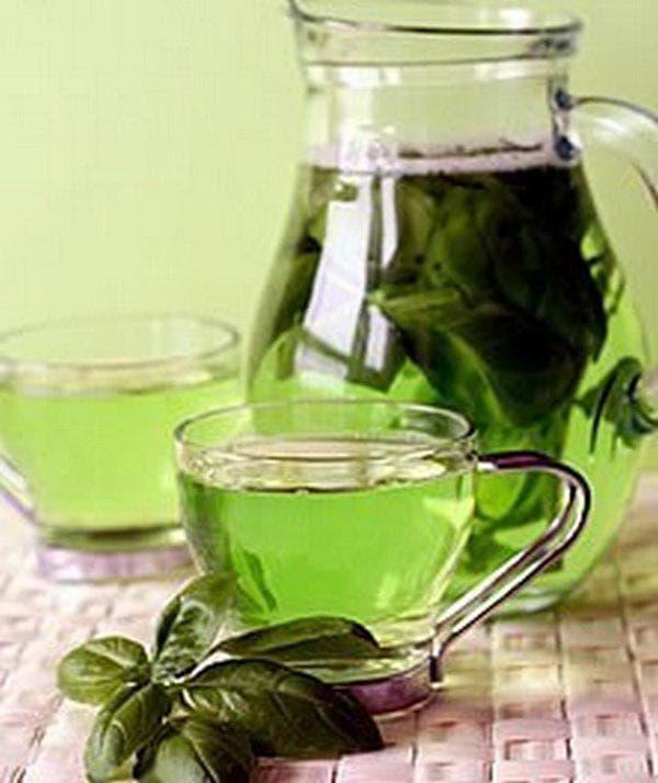 тоник состав из зеленого чая