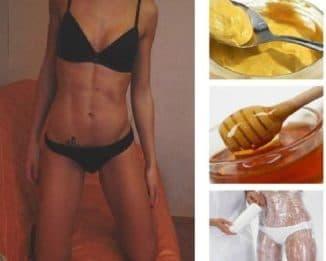 описание медово-горчичного обертывания