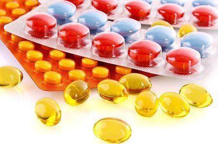 терапию минералами и витаминами от прыщей