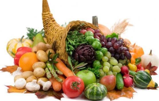 правильное питание залог успеха