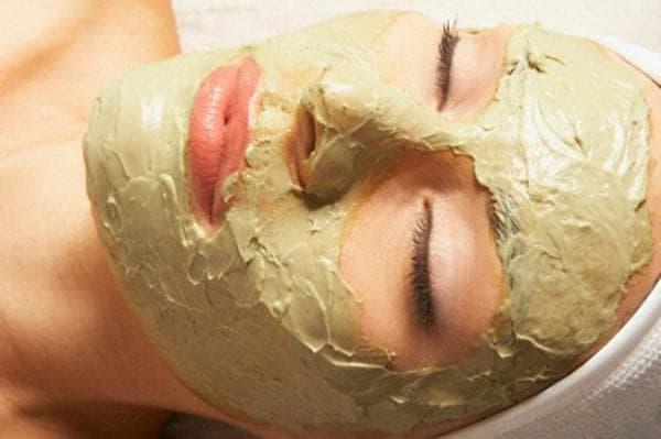 питательная маска для лица с дрожжами