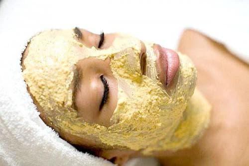 Картофельная маска от прыщей