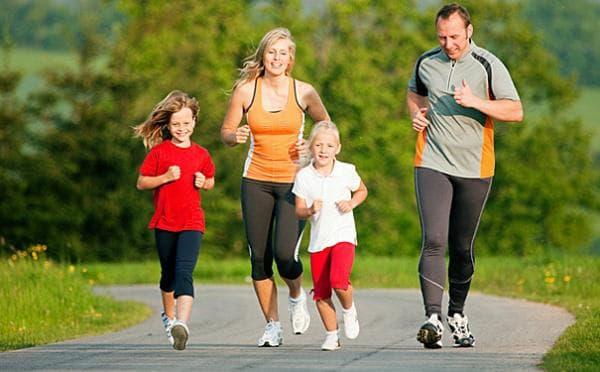 занятие спортом для повышения иммунитета