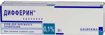 препарат Дифферин