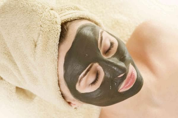 маски на основе лечебных грязей