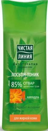 Травяной лосьон от прыщей