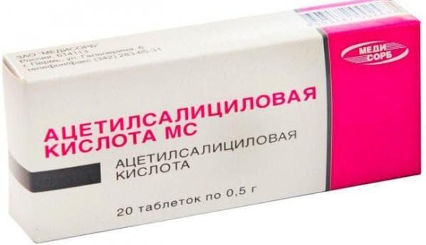 ацетилсалициловая кислота от прыщей