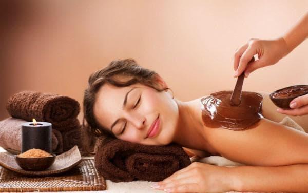 шоколадное обертывание в домашних условиях рецепт