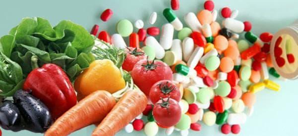 Вести прием витаминных комплексов