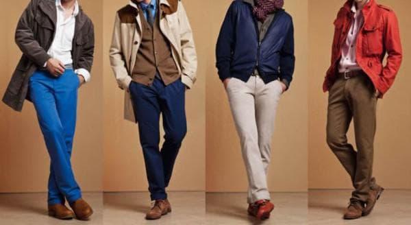 Выбирать стоит одежду из природных материалов.