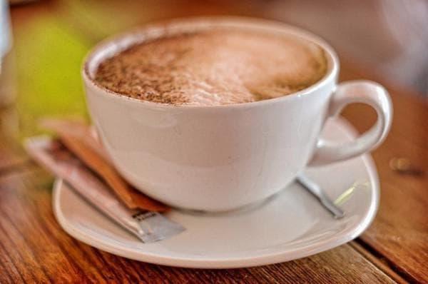 кофе - влияет на появление прыщей