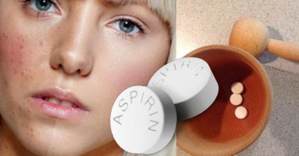домашний пилинг аспирином
