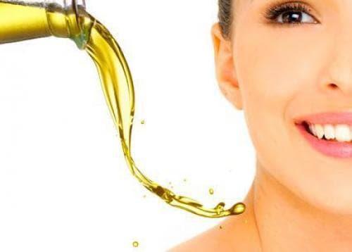 оливковое масло для маски лица